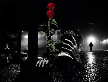 Фото Влюбленные грустят друг о друге, вспоминая свои обьятия