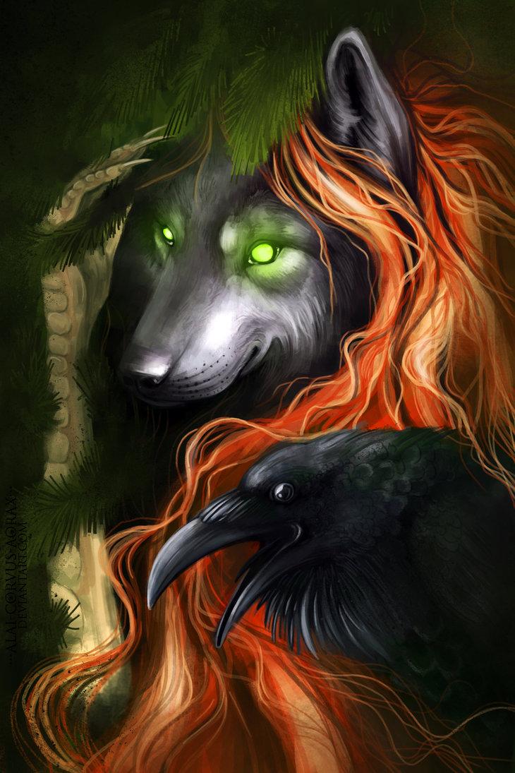баварию картинки волки фэнтези в шляпе крупноцветковая
