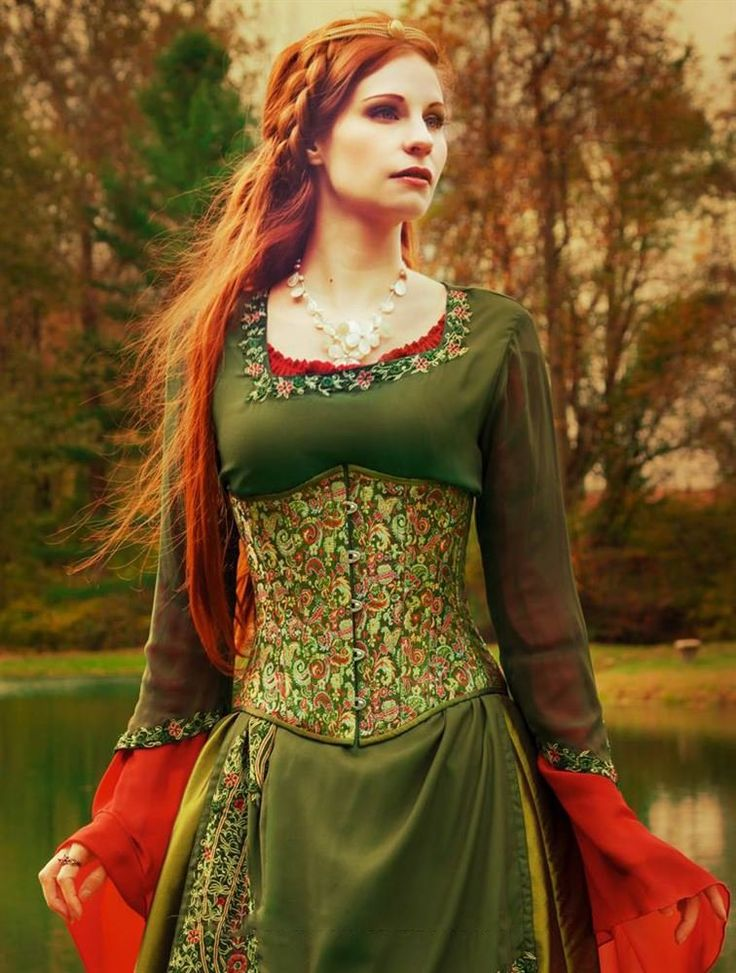 Картинки в стиле средневековья
