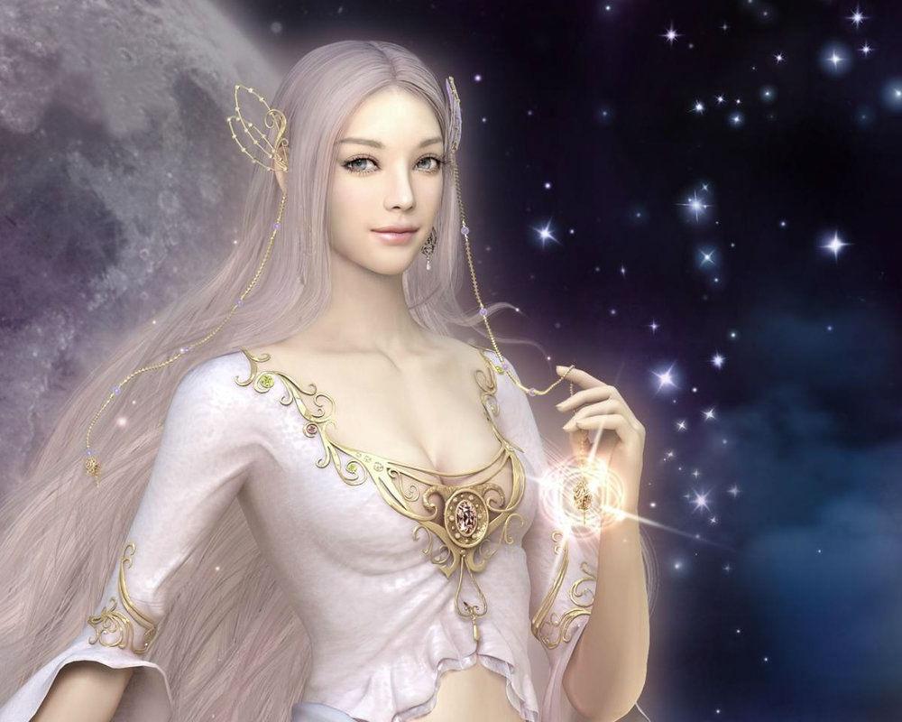 Эльфы картинки красивые