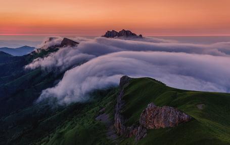 Фото Работа вершины Кавказа, фотограф Шевченко Юрий