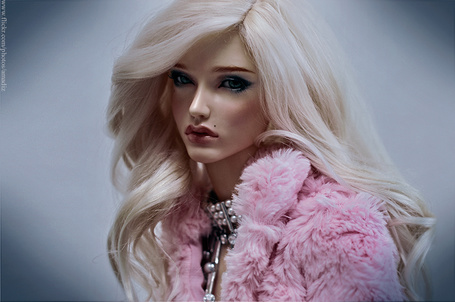 Фото Симпатичная блондинка - кукла, by amadiz on DeviantArt