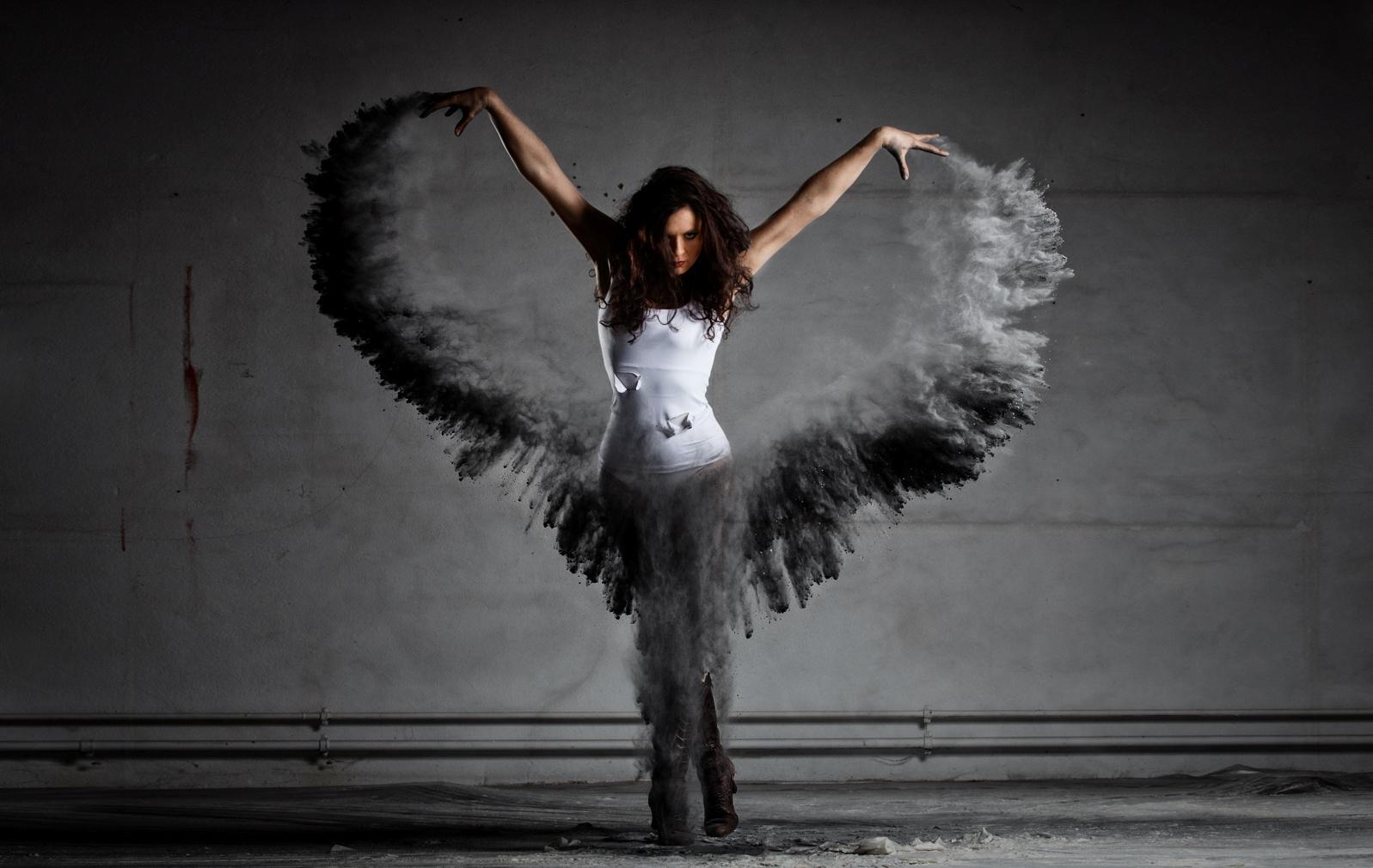 только картинки ангела для танца героям предстоит