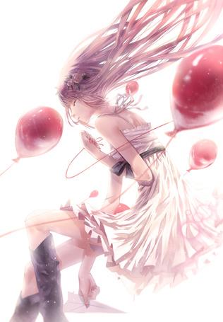 Фото Vocaloid Megurine Luka / Вокалоид Мегурине Лука, by apple kun