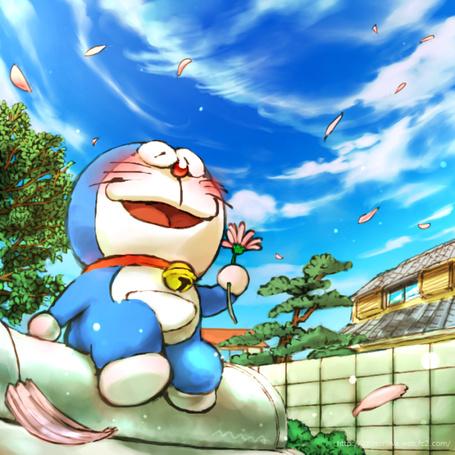 Фото Дораэмон / Doraemon из аниме Дораэмон-1979 / Doraemon (1979)