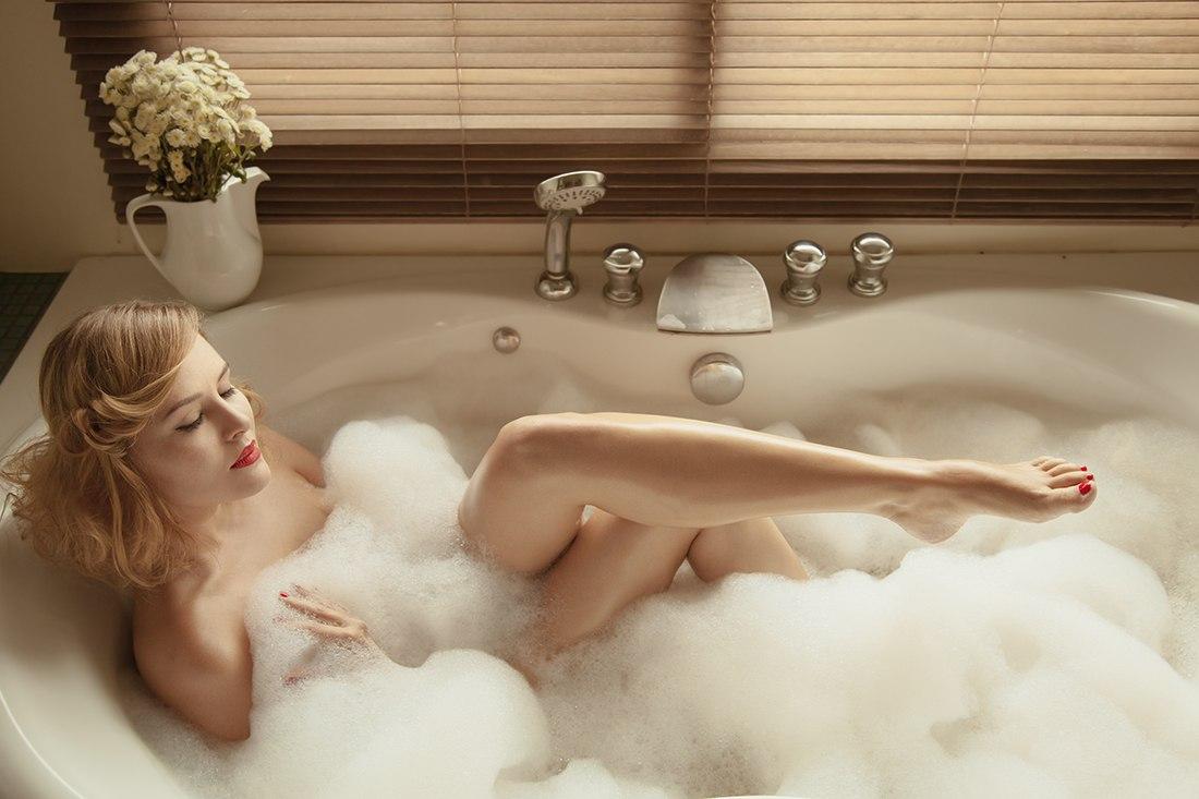 Фото девушек после ванны 24 фотография