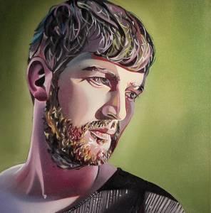 Фото Портрет грустного мужчины, ву Zofia BЕ'azko