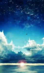 Фото Маленький демон летит к звездам, by shoutaro