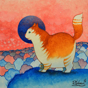 Фото Толстый кот, ву Raphael Vavasseur
