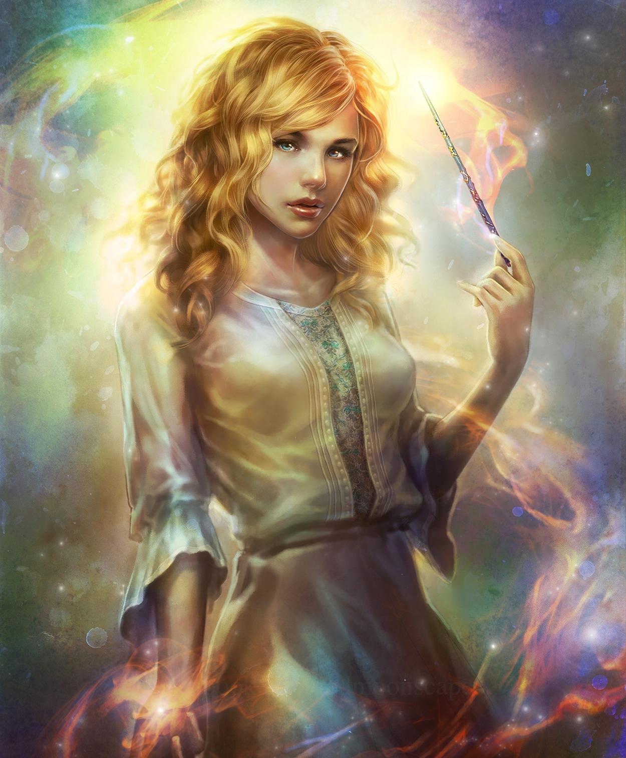 картинки с магичками рекомендую