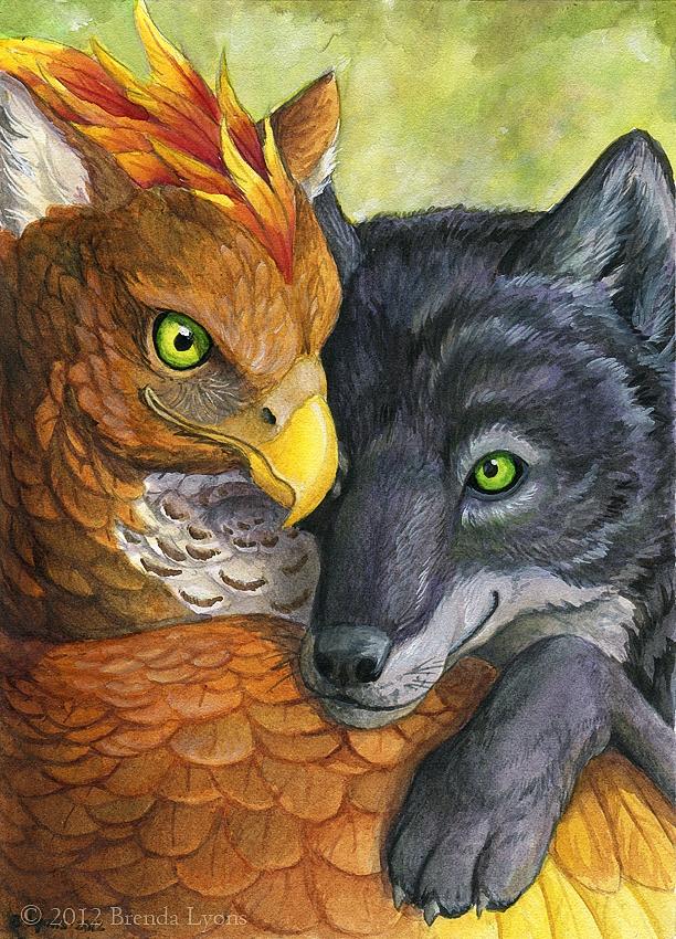 открытки птичка и волк подлёт способна