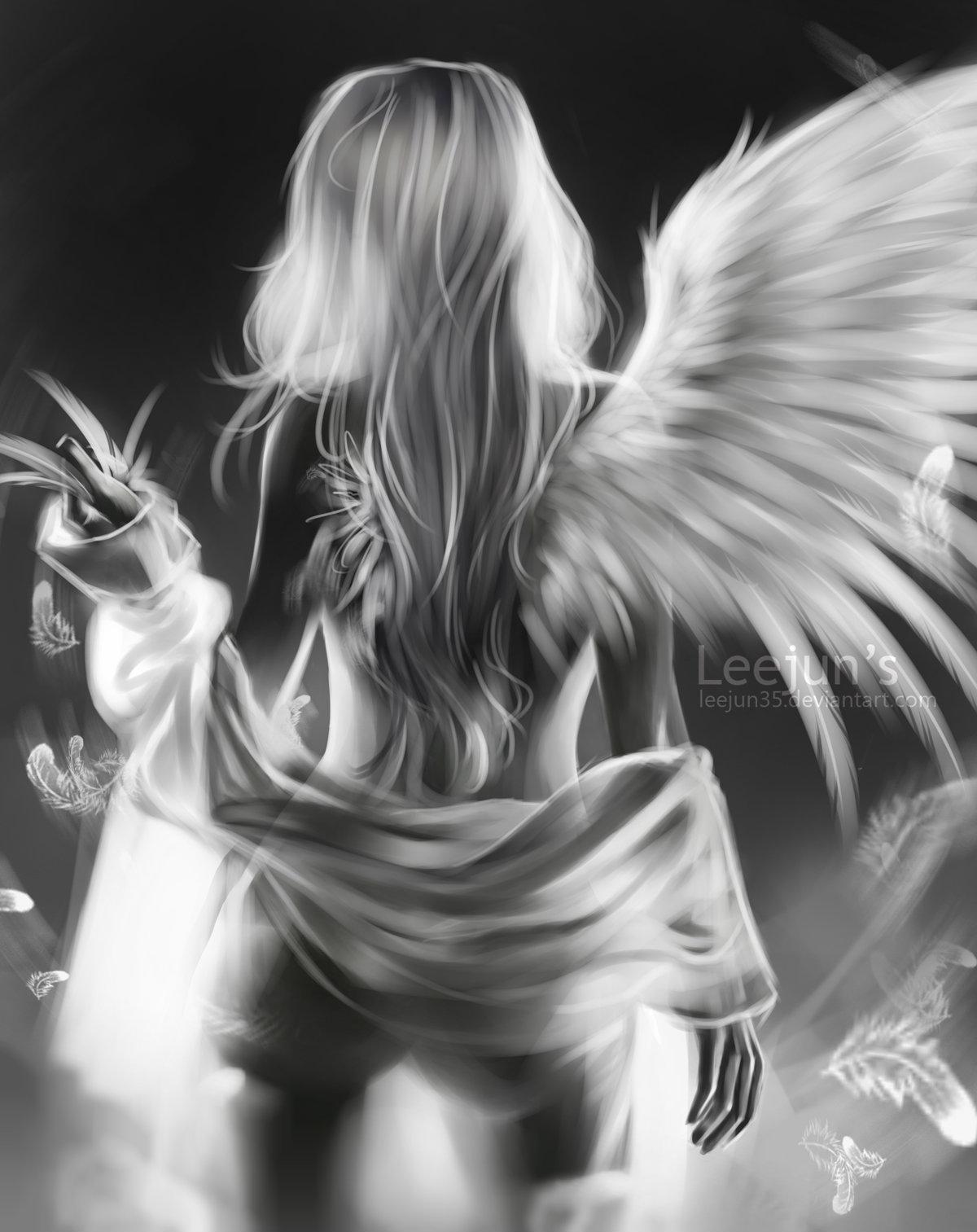 Картинки по запросу ангел с одним крылом