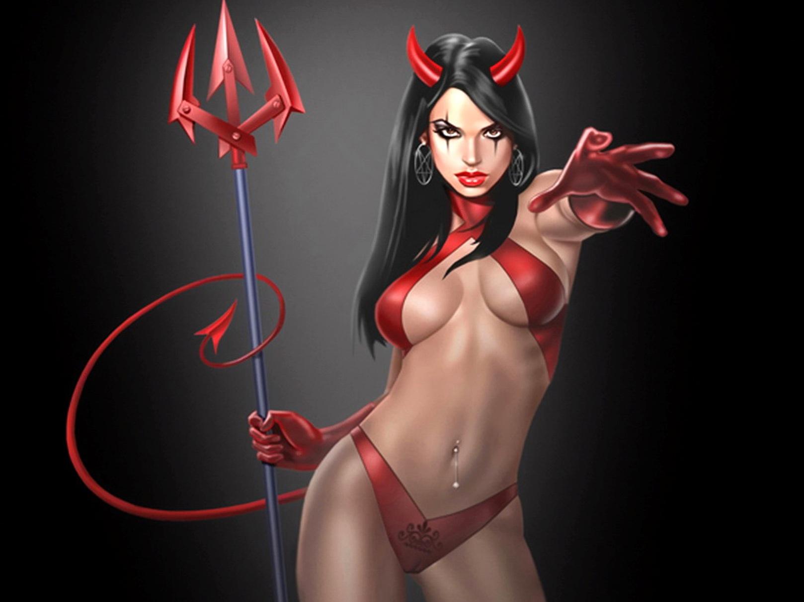 Сделка с дьяволом порно 13 фотография