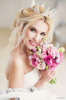 Фото Портрет невесты. Наталия Мужецкая