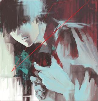 ���� Ken Kaneki / ��� ������ �� ����� Tokyo Ghoul / ��������� ����