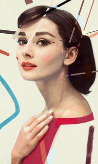 Фото Актриса Audrey Hepburn / Одри Хепберн
