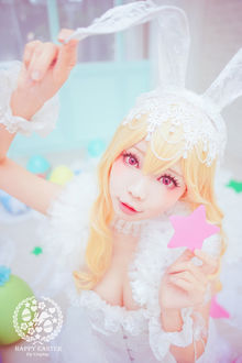 ���� ������� � ������� ����������� ������� (HAPPY EASTER / ���������� �����), by Ely Cosplay