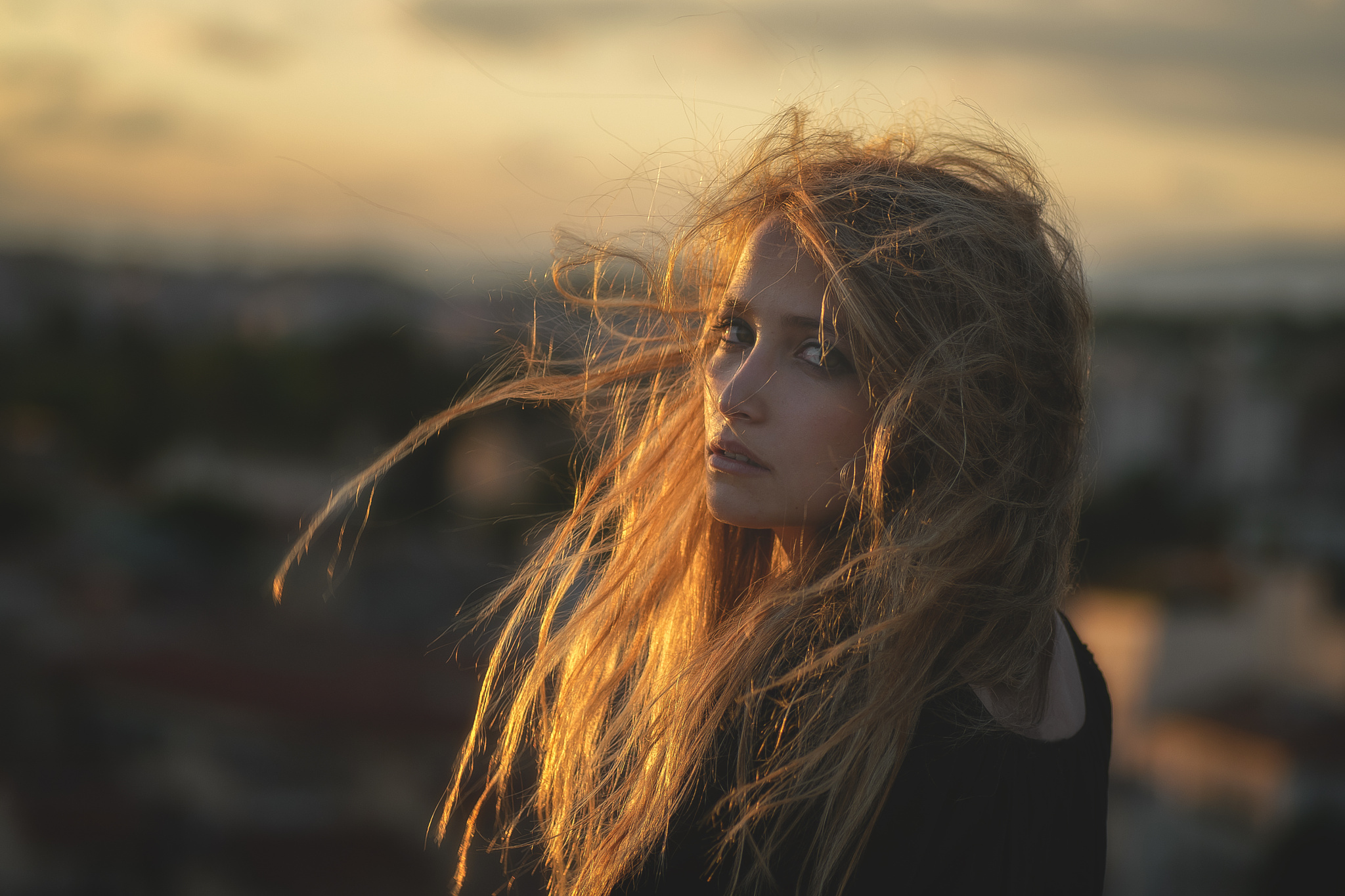 должен волосы на ветру картинки имеют