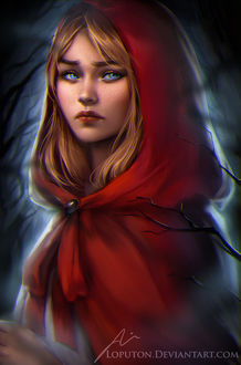 ���� Red Riding Hood / ������� �������, by Loputon