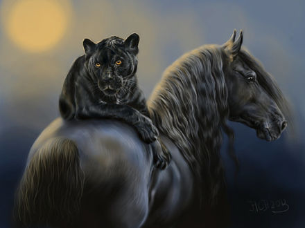���� ������� ����� �� ������, by Animal75Artist