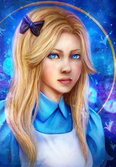 Фото Alice / Алиса из сказки Alice in Wonderland / Алиса в стране чудес, by Suixere