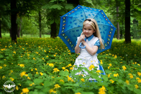 Фото Косплей Alice Liddell / Алиса Лидделл из сказки Алиса в Стране Чудес / Alice in Wonderland, by Mink-Iason