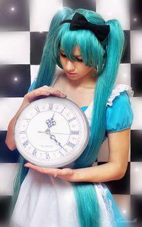 ���� ������� Vocaloid Hatsune Miku / �������� ������� ����, by Kawaielli