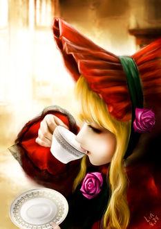 ���� Shinku / ����� �� ����� Rozen Maiden / ���� ������, by jinrouyifan