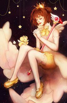 ���� Sakura Kinomoto / ������ �������� � Keroberos / �������� �� ����� Cardcaptor Sakura / ������ - �������������� ����, by Aikuwo