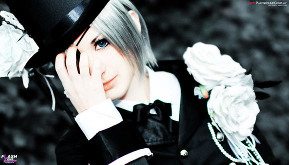 ���� ������� � ������, ������ Black Butler: Our litle Secret / ������ ������: ��� ��������� ������, by HeavenCatTheRealOne