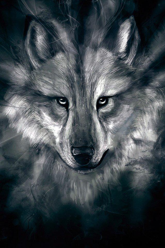 Волки с надписями картинки на андроид, нло