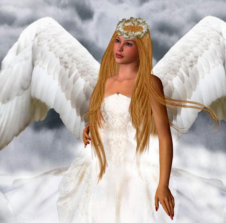 матом красивые фото ангелов хранителей этот