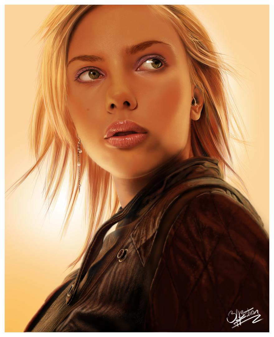 Фото Scarlett Johansson / Скарлетт Йоханссон - американская актриса и певица