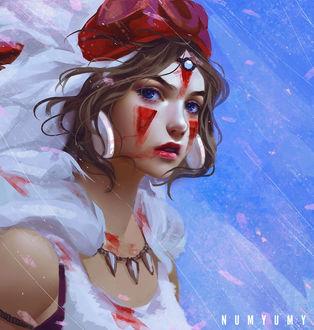 ���� ��������� Mononoke / ��������, by NUMYUMY