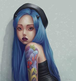 ���� ������� � ��������� � ���� ����� � ������� �������, � ���� �� ���� � ��������� � ����, by MyaArenaria