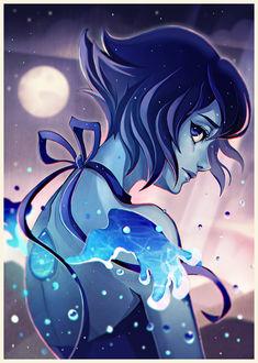 ���� Lapis Lazuli / ����� ������� �� ����������� ��������� ������� / Steven Universe, by Radittz
