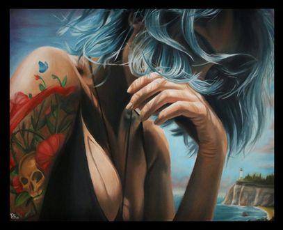 ���� Chloe Price / ���� ����� �� ���� Life is Strange / ����� � �������� �����, by sandmannder3