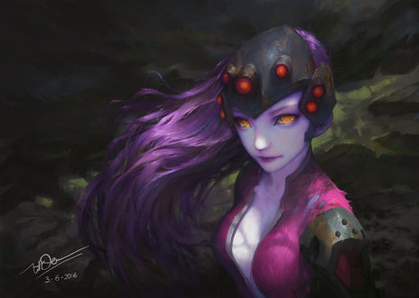 ���� ������� ����� / ����� ������ �� ���� Overwatch / �����, y letrongdao