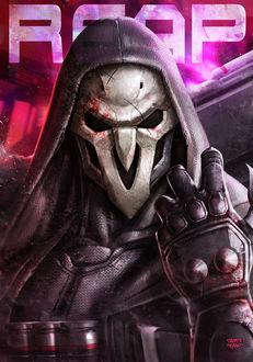 ���� Reaper / ���� / ������� ���� �� ���� Overwatch / �����, by sadeceKAAN