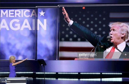 Фото Как проходят выборы в США (America again)