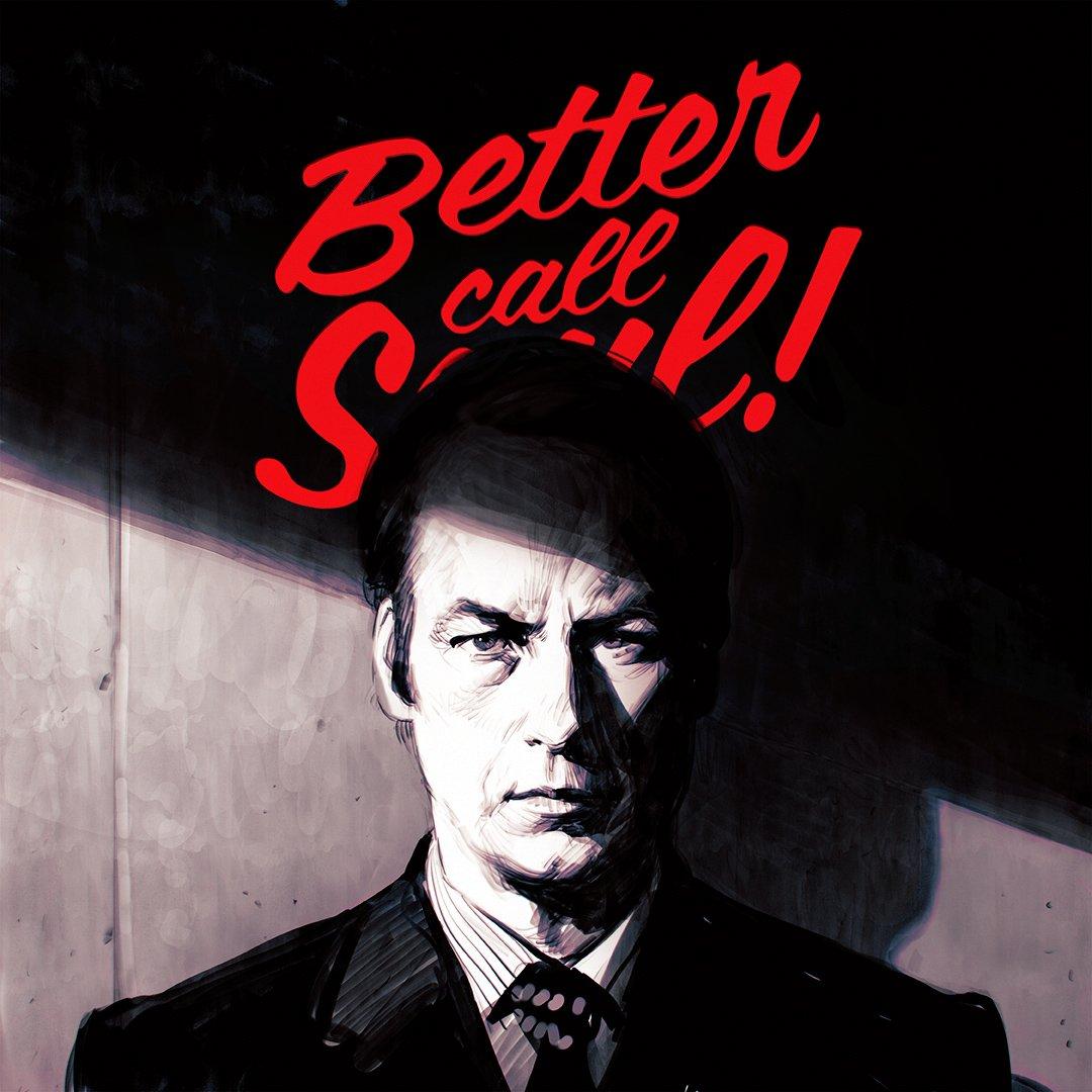 Фото Мужчина на фоне надписи Better Call Saul / Лучше звоните Солу, , by Кувшинов Илья
