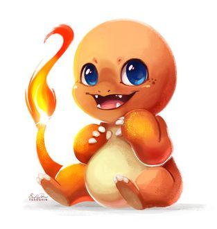 ���� Charmander / ��������� �� ���� Pokemon / �������, by TsaoShin
