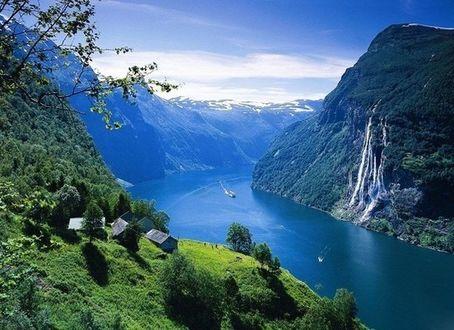 ���� ���������-�����, ������ �������� / Norway