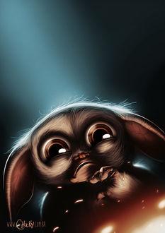 ���� Gizmo / ����� �� ������ �������� / Gremlins, by fubango