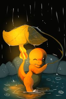 ���� Charmander / ��������� �� ���� Pokemon / ������� �������� �� ������� ��� ���������, by Cyanful