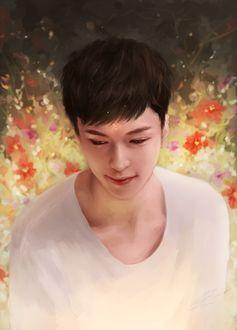 Фото Лэй / Lay / Чжан Исин / Zhang Yixing-участник южно-корейско-китайской группы EXO, by omurizer
