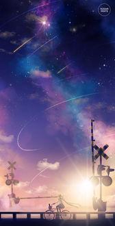 Фото Usagi Tsukino / Усаги Цукино и Luna / Луна из аниме Bishoujo Senshi Sailor Moon / Красавица-воин Сейлор Мун, by sugarmints