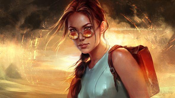 Фото Lara Croft: Tomb Raider / Лара Крофт: Расхитительница гробниц, by Inna-Vjuzhanina