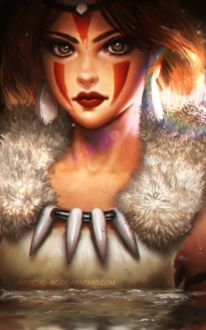 Фото Princess Mononoke / Принцесса Мононоке, by KL-RC