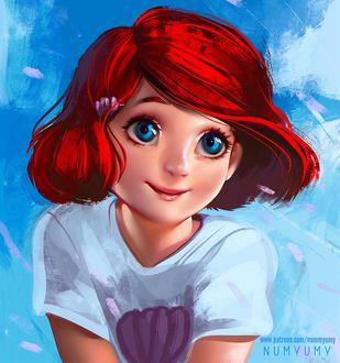 Фото Tiny Ariel / Крошечная Ариель, by NUMYUMY